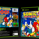Sonic Mega Collection Plus Box Art Cover