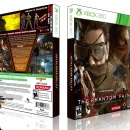 Metal Gear Solid V Phantom Pain Box Art Cover
